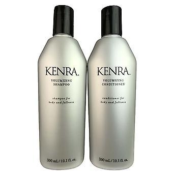 Kenra volumizing shampoo & conditioner duo 10.1 oz ea