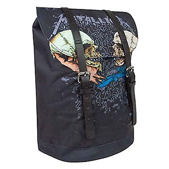 Metallica Backpack Heritage Bag Sad But True Band Logo new Official Black