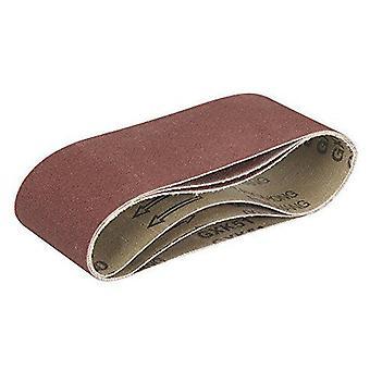 Triton Sanding belts (belt sander compact) Grano 100, 3 pcs