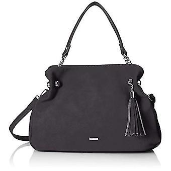 Tamaris Gweny Shoulder Bag - Borse a spalla Donna Blu (Navy) 13x26x30.5 cm (W x H L)