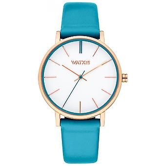 Watx&colors granite Quartz Analog Women's Watch with WXCA3010 Cowskin Bracelet