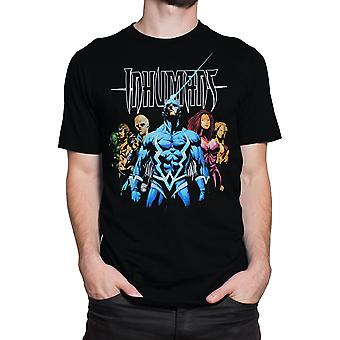Inhumans #1 kansi taide miehet ' s T-paita
