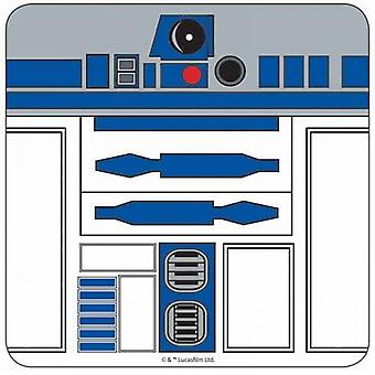 R2D2 Official Star Wars Coaster