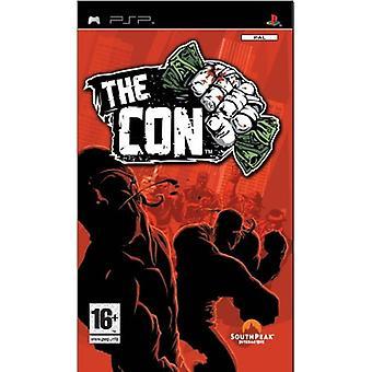 The Con (PSP) - Nouveau