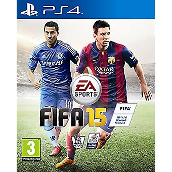 FIFA 15 (PS4)-nytt