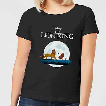 Disney Lion King Hakuna Matata Walk Women's Camiseta - Negro