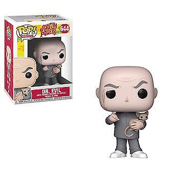Austin Powers Dr Evil Pop! vinile m