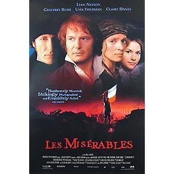 Les Miserables (Video) (1998) Poster Video Originale