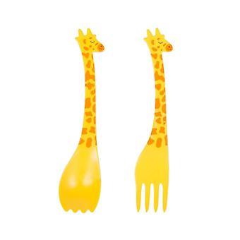 Gaffel och Sked, Giraff