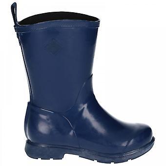 Muck stövlar bergen Kids lätta regn Boot Navy