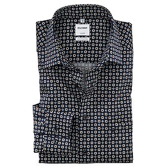 OLYMP Olymp Floral Print Formal Shirt