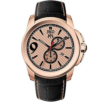 Jivago Men's Gliese Rose gold Dial Watch - JV1515