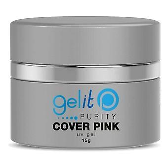 Halo Gel Nails Gel It - Purity UV Gel - Cover Pink 15g (N2273)