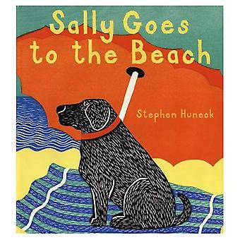 Sally Goes to the Beach