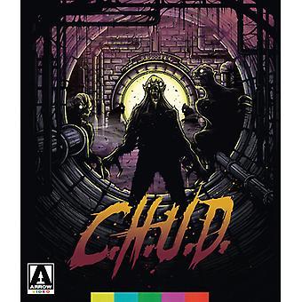 C.H.U.D. [Blu-ray] USA import