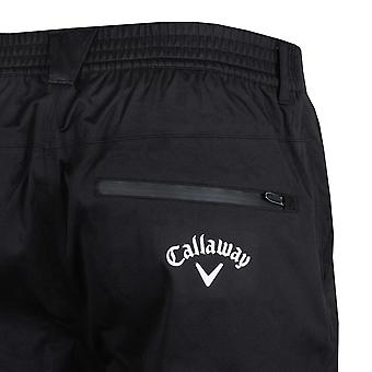 Callaway Golf Mens Knit 3 Layer Waterproof Breathable Trousers