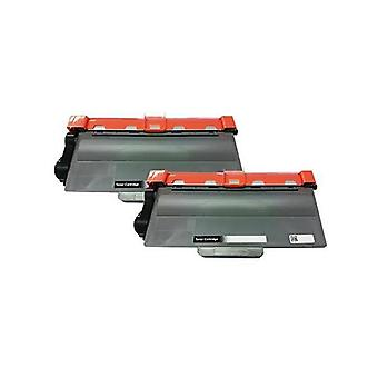 TN-3340 Premium Generic Laser Cartridge (Set of 2)