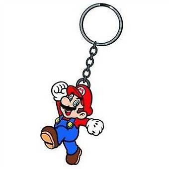 Super Mario Flexible Keyring