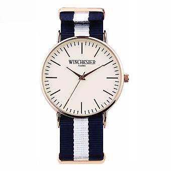 NATO band men's lady watch Winchester of Sweden iceland