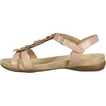 SOUL Naturalizer Womens Alivia Open Toe Casual Slingback Sandals