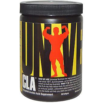 Universal Nutrition CLA - 90 Softgels - Suplemento de Ácido Linoleico Conjugado