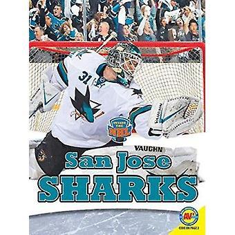 San Jose Sharks by Michaela James - 9781489631794 Book