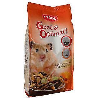 Tyrol Hamster Gerbo Mix Go (Small pets , Treats)