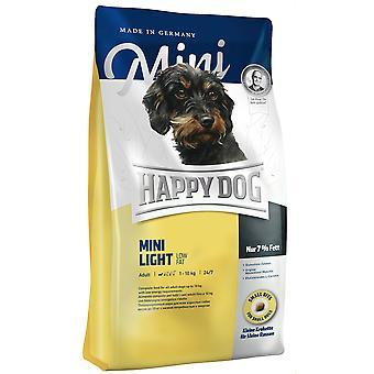 Happy Dog Ich Denke Für Dog Mini Light Low Fat (Hunde , Hundefutter , Trockenfutter)