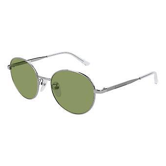 بالنسياغا BB0009SK 002 الروثينيوم / النظارات الشمسية الخضراء