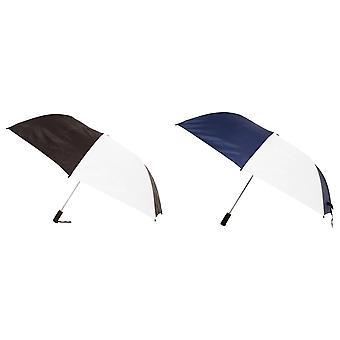 Drizzles Erwachsene Unisex Foldaway Golf Regenschirm