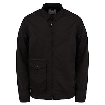 Weekend Offender Vinnie Overshirt - Black