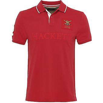 Hackett Classic Fit Armee-Polo-Shirt