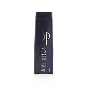 Wella Sp Menn Oppdatere Sjampo (for hår og kropp) - 250ml/8.45oz