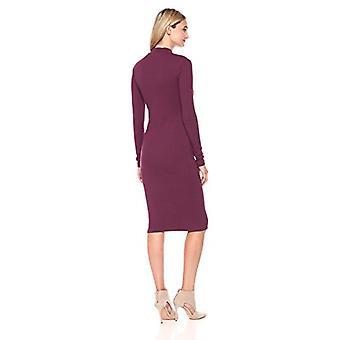 CATHERINE CATHERINE MALANDRINO Women's Kristiana Dress, druivenwijn, XL