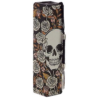 Gothic Homeware Skulls & Roses Portable USB Charger Power Bank
