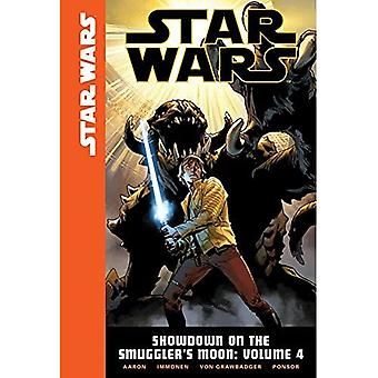 Star Wars: Showdown on the� Smuggler's Moon, Volume 4 (Star Wars: Showdown on the Smuggler's Moon)