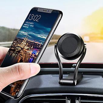 Bakeey magnetic 360 degree rotation multifunctional dashboard car phone holder mount for 4-7 inch smart phone