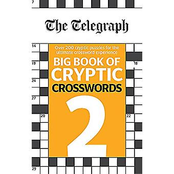 The Telegraph Big Book of Cryptic Crosswords 2 by Telegraph Media Gro