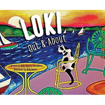 Loki Out & About by Molly Bandt - 9781943331840 Book