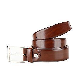 Brown Formal Men's Belt