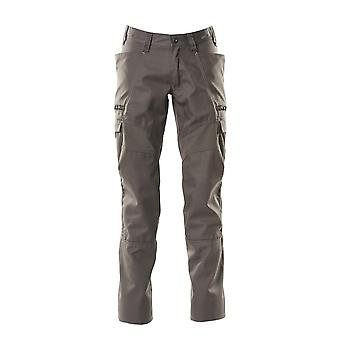 Mascot stretch work trousers thigh-pockets 18679-442 - accelerate, mens -  (colours 2 of 3)