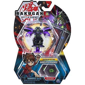 Bakugan Ultra 1 Pack 3 Inch Figure Darkus Hyper Dragonoid