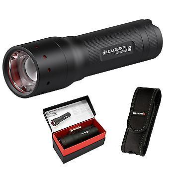 LED Lenser P7 Pro torch 450 lumen upgraded P7 - Gift boxed - genuine UK stock