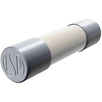 Püschel FSSF6,3B Mikrosäkring (Ø x L) 5 mm x 20 mm 6,3 A 250 V Mycket snabbverkande -FF- Innehåll 10 st
