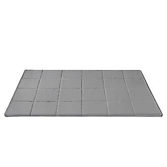 Premium Weighted Blanket Gravity Blankets Sensory Sleep Reduce Anxiety Cotton UK152X203cm 6.8kg