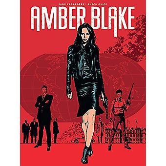 Amber Blake by Jade Lagardere - 9781684055371 Book