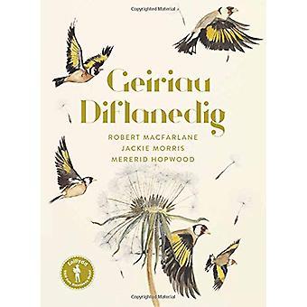 Geiriau Diflanedig by Mererid Hopwood - 9781913134617 Book