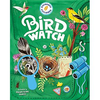 Backpack Explorer Bird Watch What Will You See by Storey Publishing