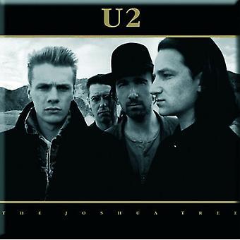 U2 Fridge Magnet Joshua Tree new Official 76mm x 76mm