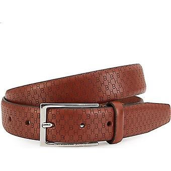 BOSS Ceddy Hb Icon Laser Leather Belt